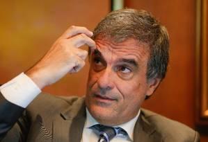 O ex-ministro José Eduardo Cardozo Foto: Marcos Alves / Marcos Alves/Agência O Globo