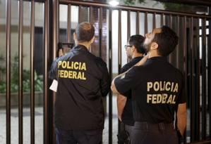 Polícia Federal bate na porta do braço-direito de Cunha, Altair Alves Pinto Foto: Gabriel de Paiva / Agência O Globo