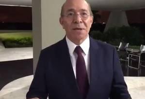Ministro da Casa Civil, Eliseu Padilha pede investigação das informações reveladas em delação da JBS Foto: Reprodução Twitter