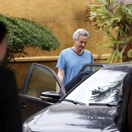 Federal faz buscas na empresa Dante Bolonha Funaro no bairro de Pinheiros . Foto: Edilson Dantas / Agencia O Globo Foto: Edilson Dantas/ Agência O Globo