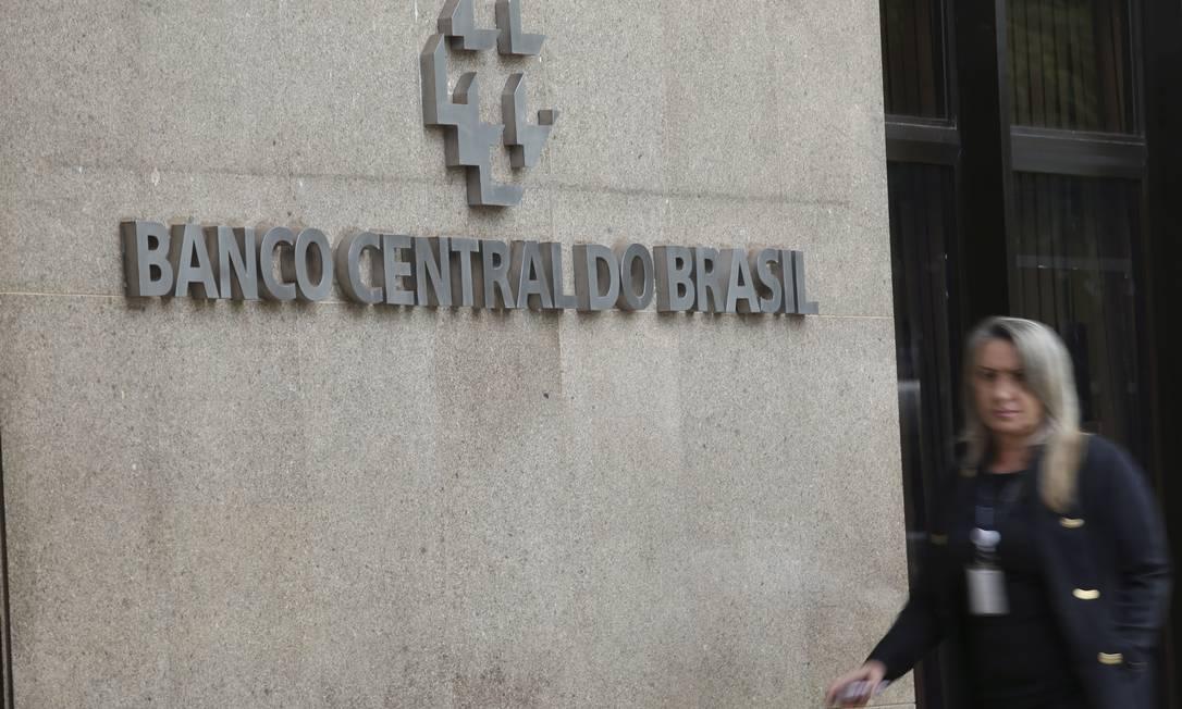 Banco Central do Brasil. Foto Aílton de Freitas / Agência O Globo Foto: /