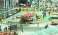 Ao menos 13 pessoas ficaram feridas em cena de atropelamento na Times Square