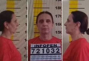 Andrea Neves foi encaminhada à penitenciária nesta quinta-feira Foto: Arte