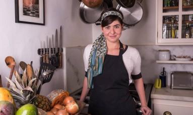 Chef Izabel Alvares exibe novo visual na cozinha Foto: BRUNO RODRIGUES / Bruno Rodrigues