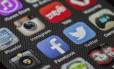 Redes sociais foram avaliadas sobre ansiedade, depressão, solidão, entre outras Foto: Reprodução internet