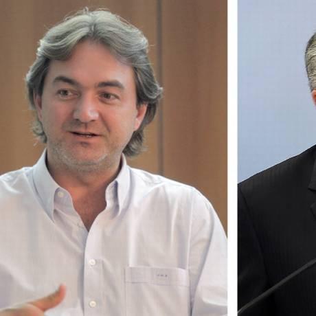 O dono da JBS, Joesley Batista, e o presidente Michel Temer Foto: Reprodução