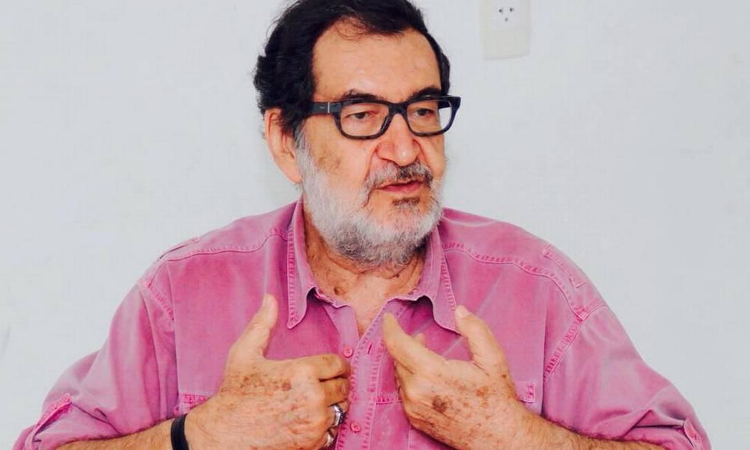 Jesus Chediak foi diretor da Casa França-Brasil Foto: Reprodução Facebook