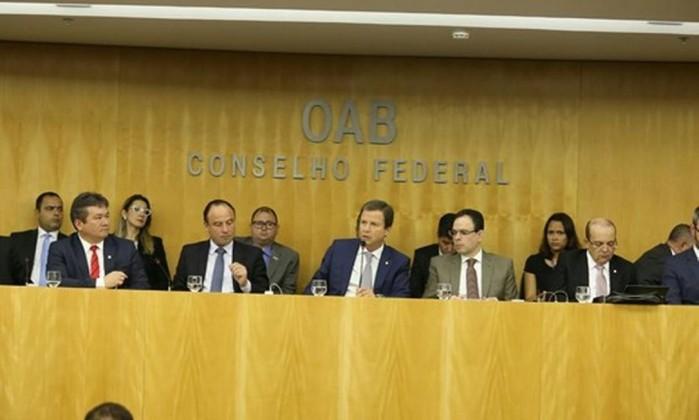 Resultado de imagem para OAB decide