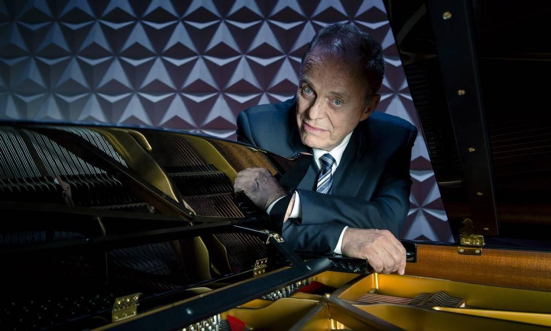 O pianista Miguel Proença Foto: / Ana Branco