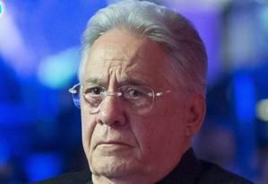 """Ex-presidente articula sucessão """"controlada"""" caso Temer saia Foto: Edilson Dantas / Agência O Globo"""
