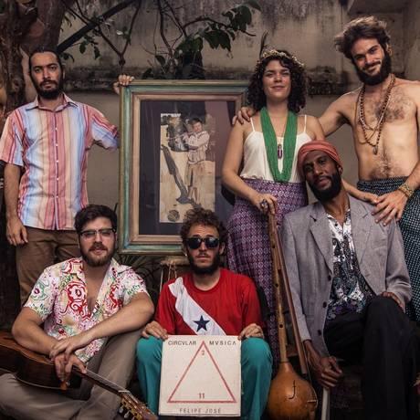 """CasAzul: pólo de """"música criativa"""" Foto: Divulgação/Felipe Chimicatti"""