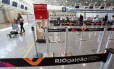 Aeroporto Tom Jobim. Foto Custodio Coimbra/Agência O Globo