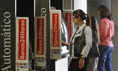 Biometria não será mais obrigatória no Estado do Rio Foto: Gustavo Miranda / O Globo