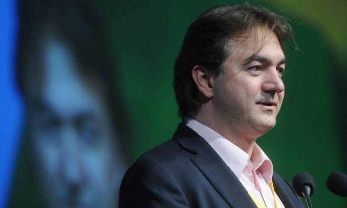 O empresário Joesley Batista, dono da JBS Foto: Claudio Belli / Agência O Globo/24-03-2014