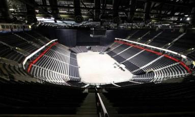 A Manchester Arena tem sido constantemente renovada Foto: Divulgação