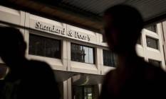 Sede da Standard & Poor's em Nova York Foto: Scott Eells / Bloomberg