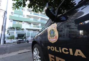 O condomínio onde mora a irmã de Beira-Mar Foto: Fabiano Rocha / Agência O Globo