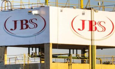Unidade da JBS Foods, localizada em Jaguariúna, no interior de SP. Foto: Cadu Rolim/Fotoarena / Agência O Globo