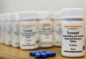 O uso do remédio Truvada como profifaxia pré-exposição foi estudado por anos pelo Ministério da Saúde, via instituições como a Fiocruz Foto: Gustavo Miranda/02.10.2014