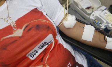 Clínica em Bonsucesso promove campanha de doação de sangue Foto: Reprodução