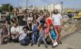 Em coletivo e em rede: diferentes grupos e realizadores da Baixada Fluminense participam do Festival Mate com Angu de Cinema Popular Foto: Quitta Pinheiro / Divulgação