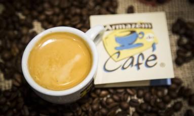 Café clássico Foto: Barbara Lopes / Agência O Globo