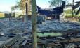 Fazenda onde dez pessoas morreram no interior do Pará Foto: Divulgação