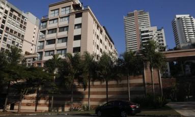 Mordomia. Imóvel na Zona Sul de São Paulo tinha três quartos e custava R$ 9 mil mensais Foto: Marcos Alves