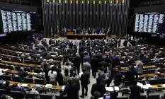 Plenário da Câmara dos Deputados Foto: Luis Macedo/Câmara dos Deputados