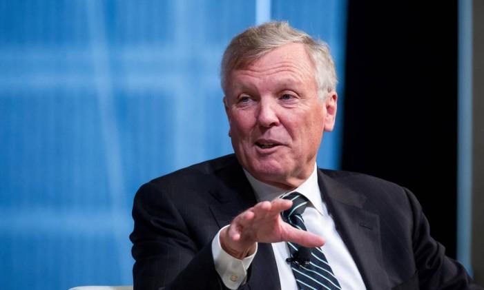 Tom Rutledge, diretor-executivo da empresa americana de telecomunicações Charter Communications Foto: Michael Nagle / Bloomberg