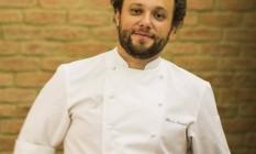 O chef Thomas Troisgros Foto: Bárbara Lopes/Agência O Globo
