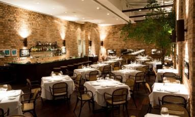 O salão do restaurante Gero Foto: Lipe Borges/Divulgação