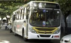 Justiça do Rio autoriza aumento da passagem de ônibus para R$ 3,95 Foto: Gabriel de Paiva / Agência O Globo
