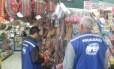 Produtos típicos de festa junina foram alvo de fiscalização do Ipem