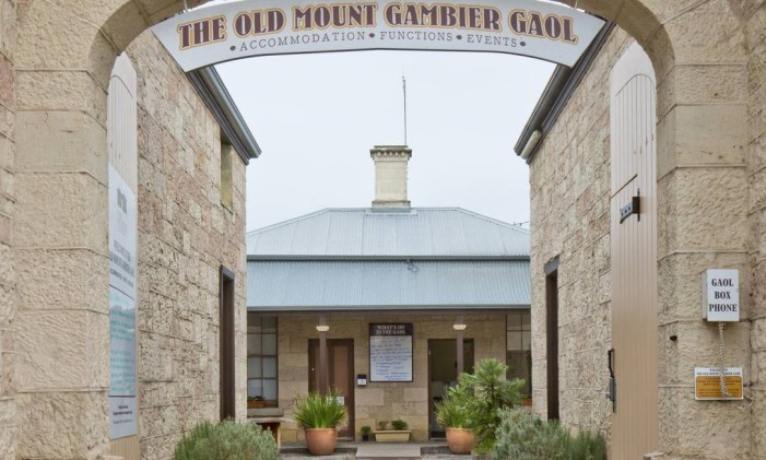 Hotel Old Mount Gambier Gaol, Austrália Foto: Divulgação