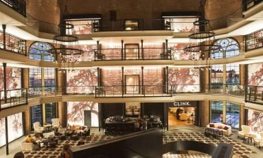 Liberty Hotel, em Boston Foto: Divulgação