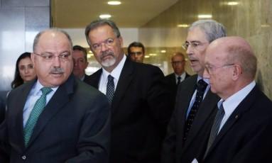 Plano de segurança do governo federal ainda não teve informações divulgadas sobre orçamento e número de agentes federais previstos Foto: Givaldo Barbosa / Agência O Globo