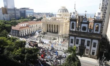 Alerj decide sobre mais dois projetos relativos à recuperação fiscal do Estado Foto: Pablo Jacob / O Globo