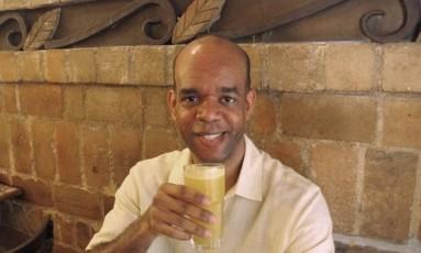 Dois cafés e a conta com Gerson Brandão Foto: Divulgação