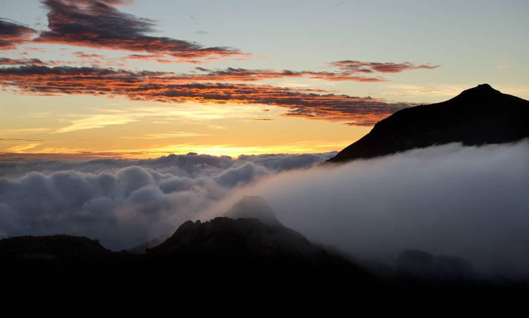 Mesmo sob ataque de desmatadores, caçadores, palmiteiros, o Parque Nacional de Itatiaia mostra que o esforço para mantê-lo proporciona retorno positivo Foto: Márcia Foletto / Agência O Globo