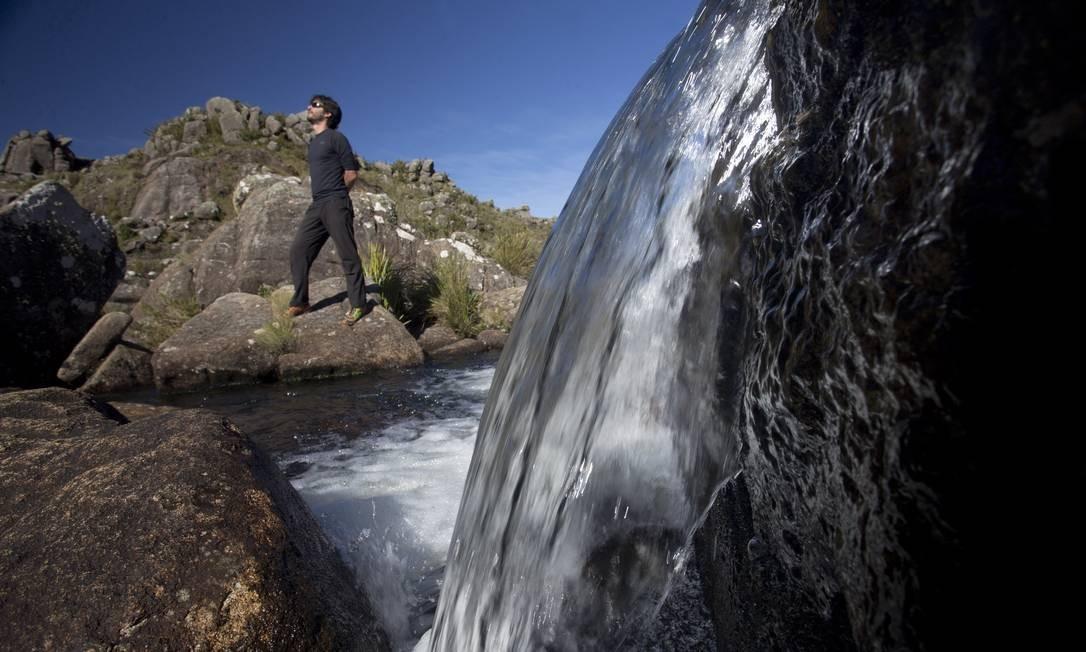 Satélites comprovam que unidades de conservação, como Parque Nacional de Itatiaia protege o meio ambiente sem impedir o desenvolvimento Foto: Márcia Foletto / Agência O Globo
