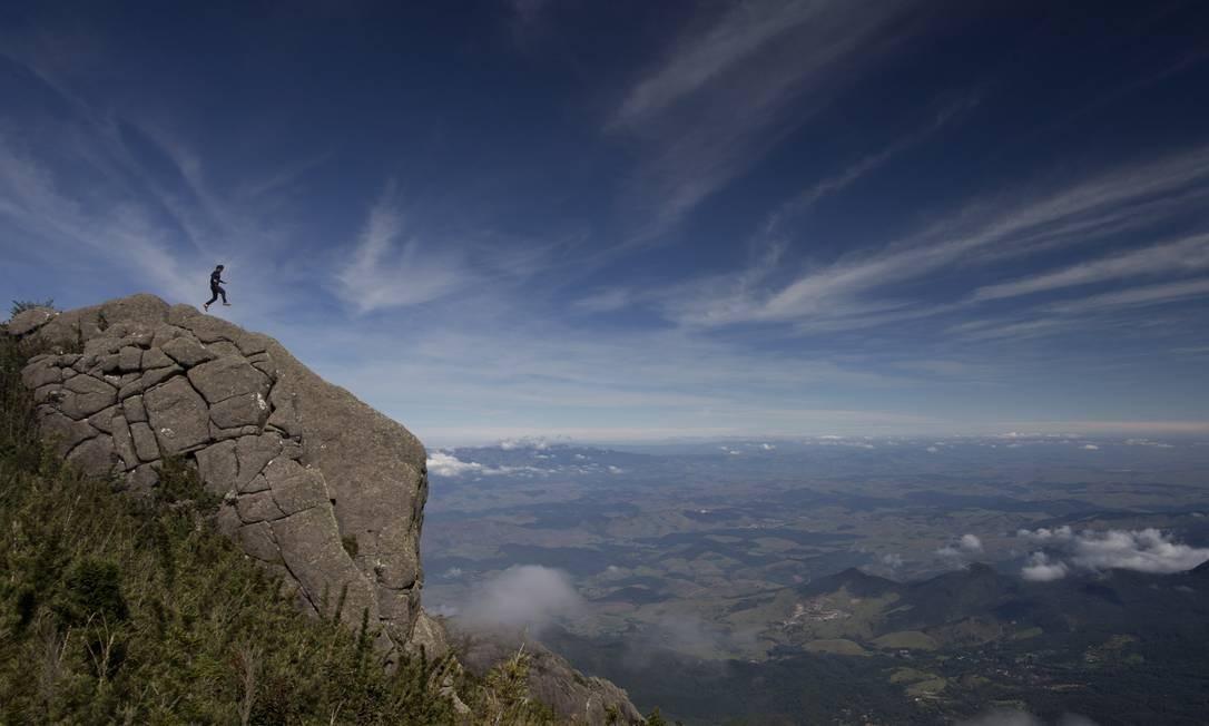 Em meio à enxurrada de perdas ambientais dos últimos meses, o mais dá ao país uma boa notícia Foto: Márcia Foletto / Agência O Globo