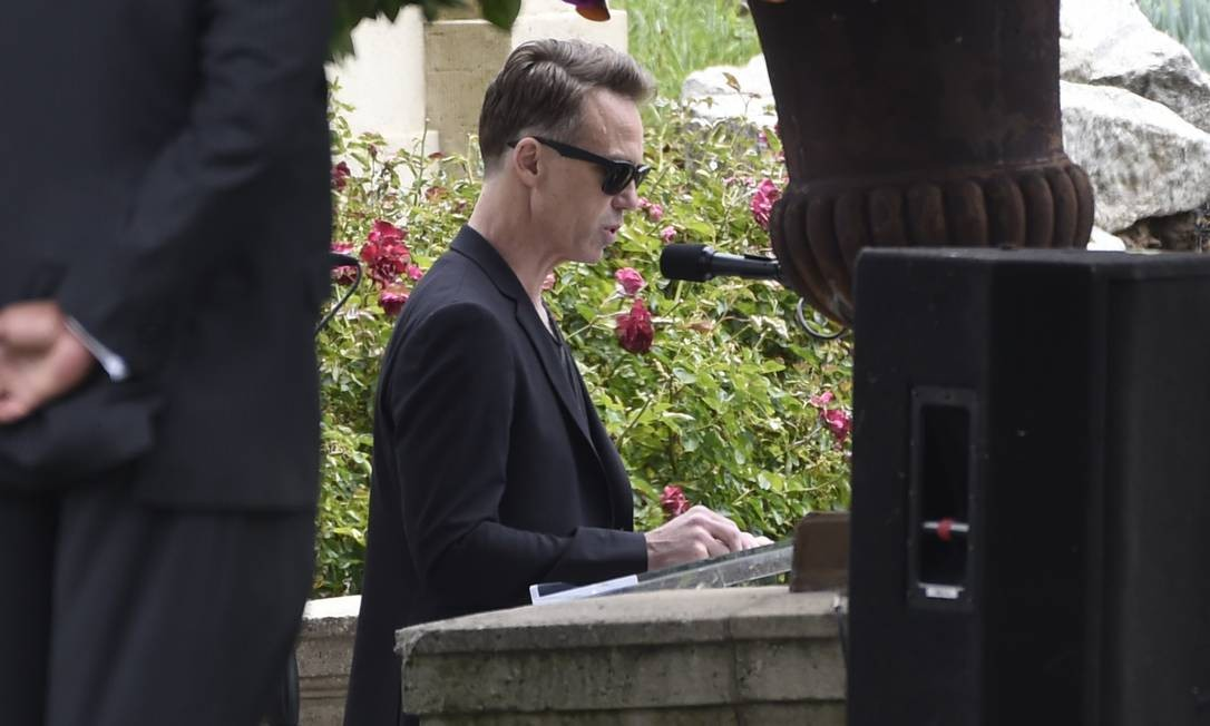 O baterista Matt Cameron também prestou homenagem ao ex-colega de banda Foto: Chris Pizzello / AP