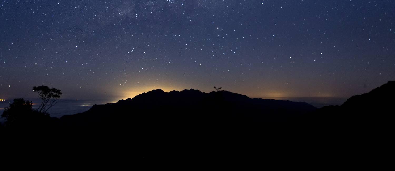O amanhecer no Parque Nacional do Itatiaia (PNI) Foto: Márcia Foletto / Agência O Globo