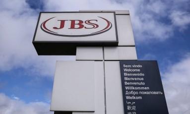 De olho. Instituições financeiras avaliam consequências das delações na JBS Foto: André Coelho / O Globo