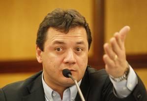 Wesley Batista, da JBS, relatou esquemas de propina Foto: Eliária Andrade / Agência O Globo