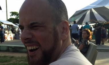 Rafael Lage veio a óbito após ser baleado em um bar em Niterói Foto: Facebook/Reprodução