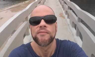 Rafael Lage, estudante de doutorado da UFF e produtor de Niterói morto durante um assalto Foto: Reprodução Facebook