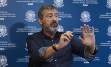 Torquato Jardim assume Ministério da Justiça Foto: Givaldo Barbosa / Agência O Globo