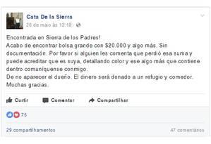 Foto: REPRODUÇÃO/FACEBOOK